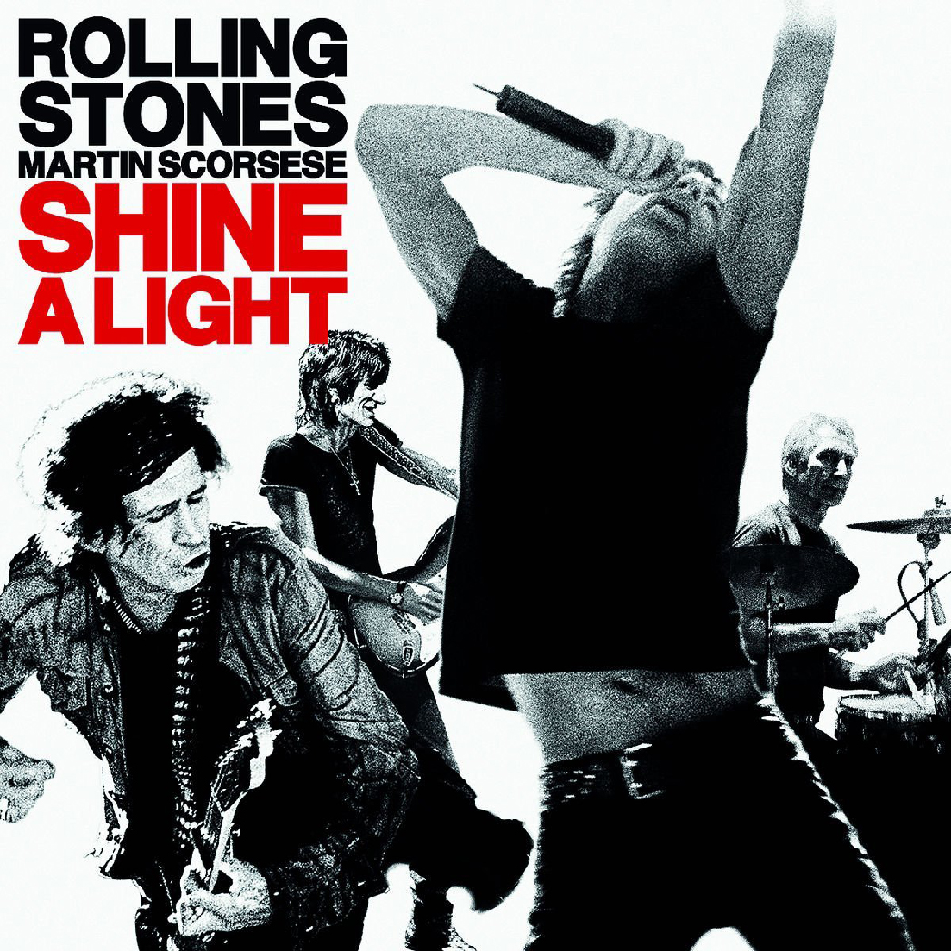 MARTIN SCORSESE shine a light 1