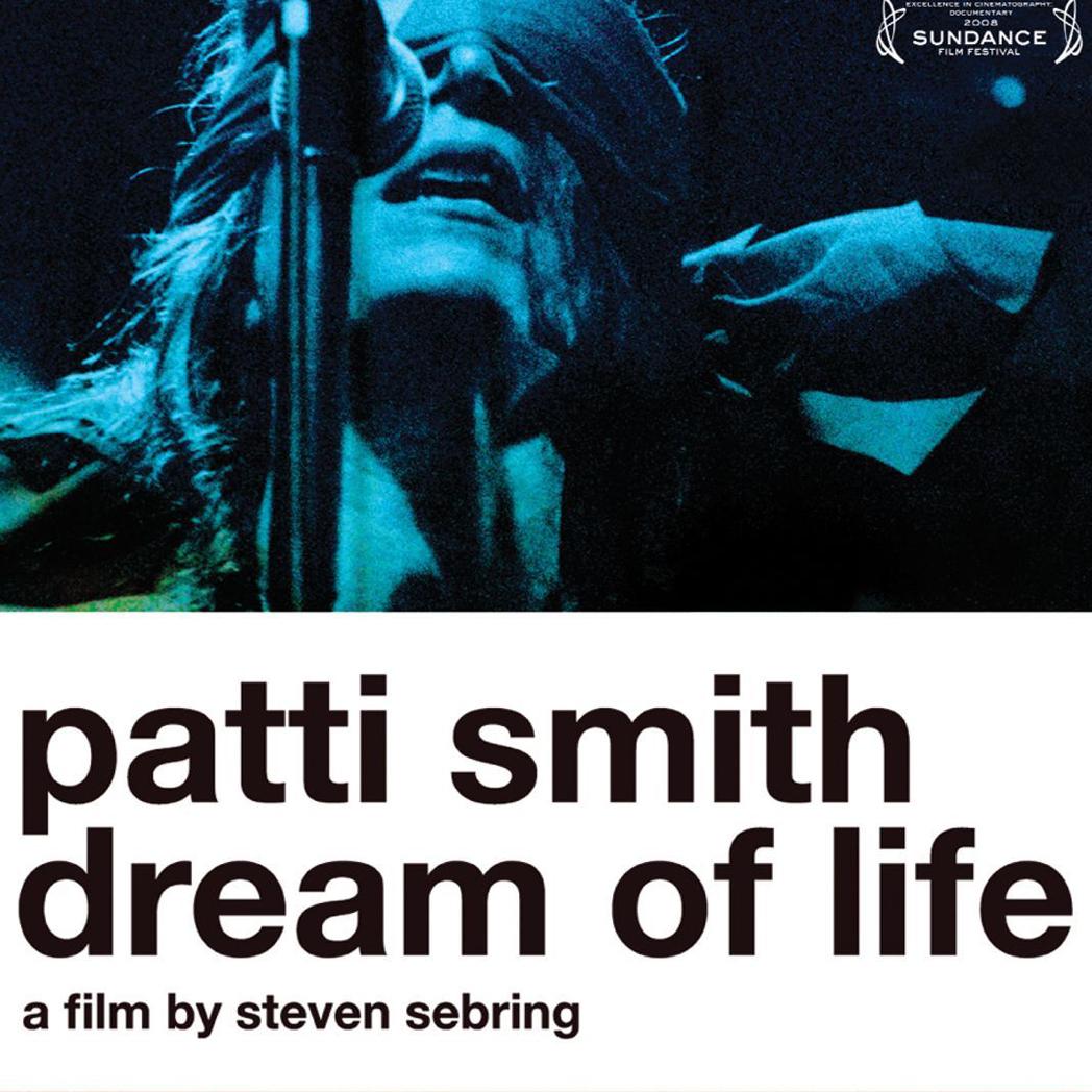 Patti Smith intime