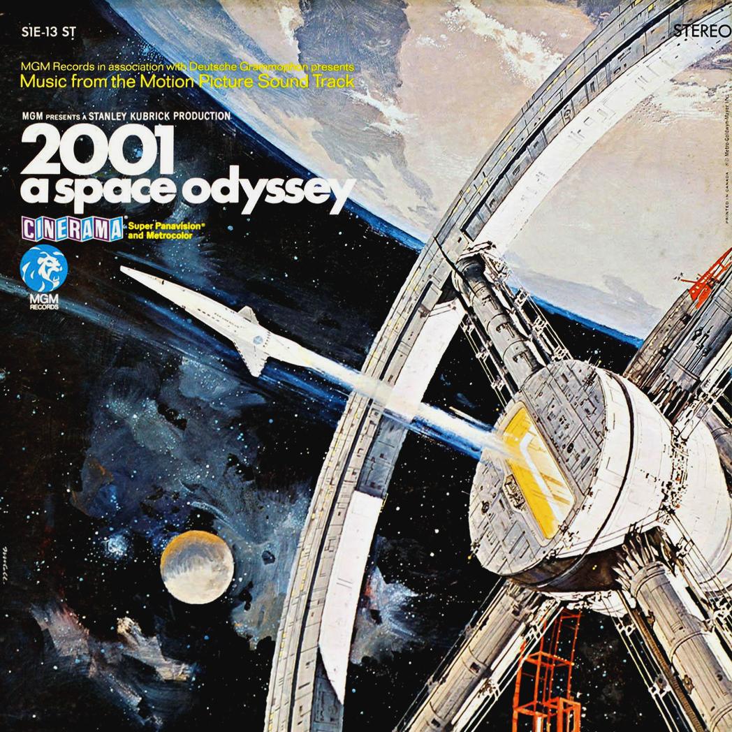B.O. 2001, l'odyssée de l'espace