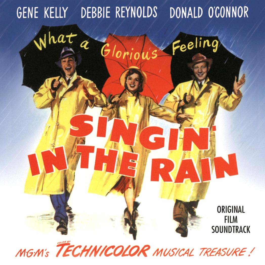 B.O. chantons sous la pluie