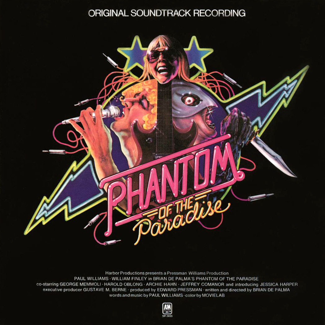 B.O. phantom of the paradise
