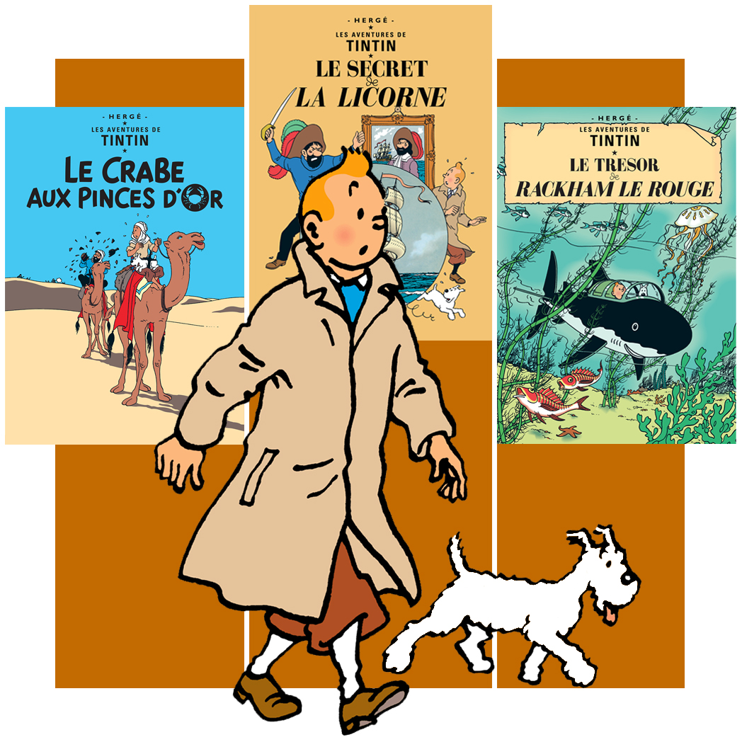 Objectif Tintin